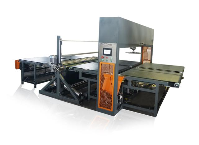 MAX-FRM Mattress Folding and Rotating Machine