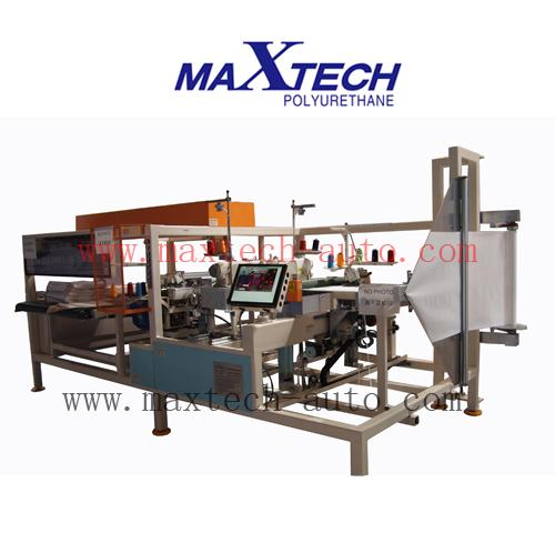 MAX-PM-2 Pillow Cases Making Machine (two sides sewing)